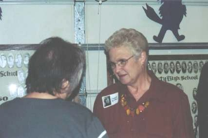 Joyce and Charlotte McClard