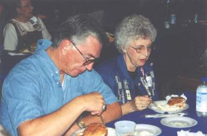 Don Dye and Joyce Cowen Dye